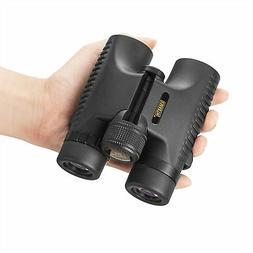 Emarth Binoculars 10X26 Portable Compact Binocular High Defi