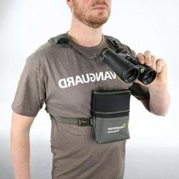 Vanguard Endeavor PH1 Binocular Pouch and Harness System, Fi