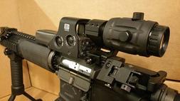 EOTECH 512 w/ 3X VECTOR OPTICS Magnifier Flip Mount red dot