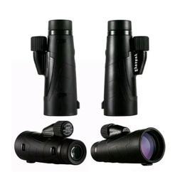 Eyeskey 10x50 Waterproof Spotting Scope Telescope Bak-4