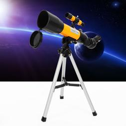 F36050N Astronomical Refractor Telescope With Tripod For Beg