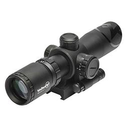 Firefield FF13062 Barrage 1.5-5X32 Riflescope with Red Laser