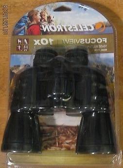 CELESTRON FOCUSVIEW 10x50 MULTI-PURPOSE BINOCULAR MODEL 7117