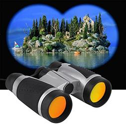 Folding Outdoor Travel Hunting Day Night Binoculars Telescop
