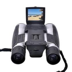 "KINGEAR FS608 720P Digital Camera Binoculars Camera with 2"""