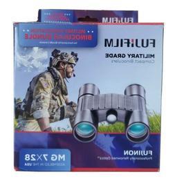 FUJIFILM FUJINON MG 7X28 Tactical Binoculars 670003980 Milit