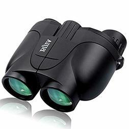 G4Free Kids Binoculars Mini Compact 10x25 Binocular HD for B
