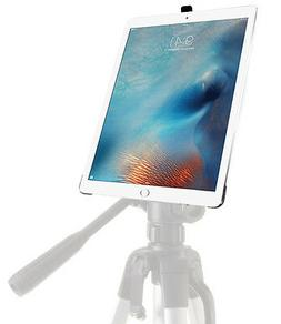 G8 Pro iPad Pro 12.9 Tripod Mount Adapter Holder Case - For