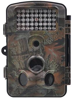 FULLLIGHT TECH 1080P 12 MP Game Trail Camera with Night Visi