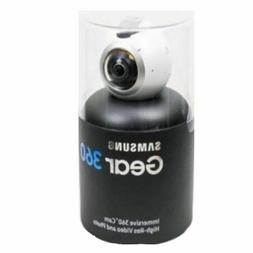 Samsung Gear 360 Digital Camcorder - 0.5 OLED - CMOS - 4K -
