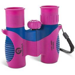 Girl Binoculars Explore Camping Gear Bird Watching 8 x 21 Hi