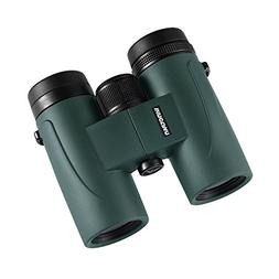 Wingspan Optics GoHawk HD 8X32 Compact Binoculars for Bird W