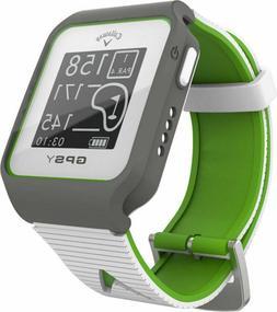 Callaway Golf GPSy Sport GPS Rangefinder Watch White Gray Gr