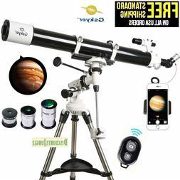 Gskyer Telescope, EQ901000 Astronomy Telescope