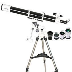 Gskyer 4067534 Telescope, EQ901000 Astronomy Telescope, Germ