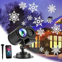 Halloween Christmas Projectors Lights, Holiday Projector LED