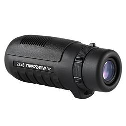 hawkeye wide view compact monocular
