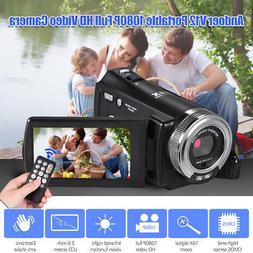 "Andoer HD 1080P 20MP 3"" LCD IR Night Vision Digital Video Ca"