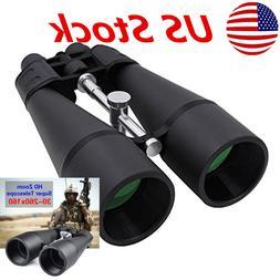 HD 30-260X Coated Optic Binoculars Telescope Binoculars High