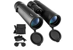 Eyeskey HD Binoculars for Adults Compact Lightweight 8X42 Bi