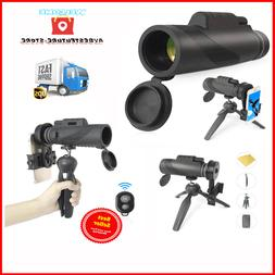 High Power Prism Monocular Telescope 12X50 High Power Prism