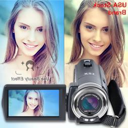 "Homecube HD 1080P 20MP 3"" LCD Digital Camcorder Video DV Cam"