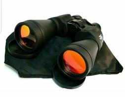 HUGE Day/night Prism Zoom Binoculars 20-50x70 Ruby Lenses 50