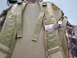 Badlands Backpack Rifle Sling Holder Fits all Backpacks and Binocular Harness
