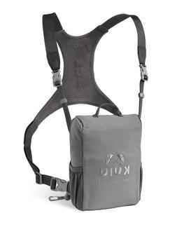 Kuiu Hunting Camo Bino Harness Binocular Chest Shoulder Ston