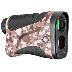 Gosky Hunting Range Finder Laser Rangefinder for Hunting wit