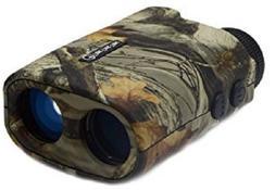 Hunting Rangefinder 6x24 Laser Deer Duck Turkey 500 Yards Sc