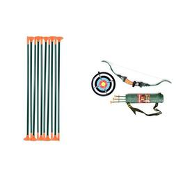 Maxx Action Hunting Series Toy Hunting Bow + Arrow Refill Co
