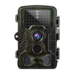 YKS Hunting Trail Game Camera, Motion Activated Trailcam wit