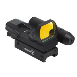 Firefield Impact Duo Reflex Weapon Sight Scope with Red Lase
