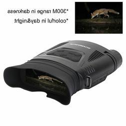 Infrared Night Vision Binoculars Telescope 7X21 Digital 0Hun