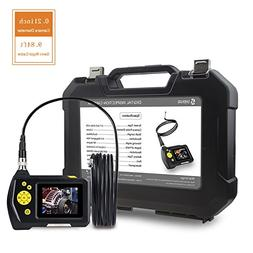Digital Inspection Snake Camera with 0.21inch Lens, 2.7 inch