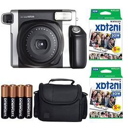 Fujifilm INSTAX 300 Photo Instant Camera With Fujifilm Insta