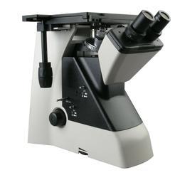 100X 1250X Inverted Binocular Metallurgical Microscope