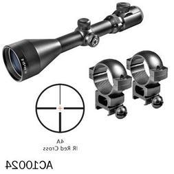 3-12x56 IR Euro-30 Pro Scope AC10024 with Chanasya Polish Cl