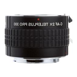 Kenko 2.0X PRO 300 Teleconverter DGX for Canon EOS Digital S