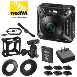 KeyMission 360 4K Action Camera With Accessories