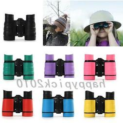 Kids Binoculars 4x30 Adjustable Lightweight Toy for Bird Wat