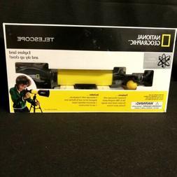 "National Geographic Kids Telescope Set 16"" 18x to 180x Brand"