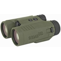 Sig Sauer KILO3000BDX 10x42mm Laser Binocular - OD Green