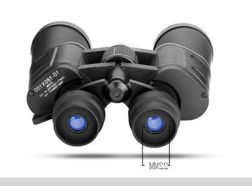 10-180x100 Telescope Night Vision Travel Optics Case