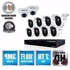 Night Owl Extreme 16 Channel | 10 Camera 3MP Security System