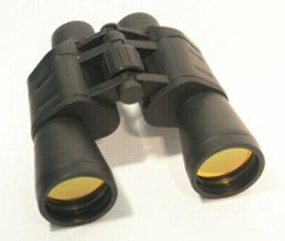 10 x 50 power binocular ruby coated