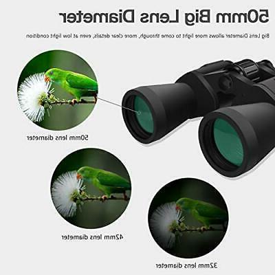 SkyGenius 10 x Powerful Binoculars Durable