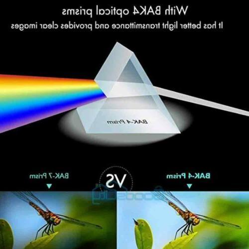 40x60 Zoom HD Starscope W/ Night Telescope Optics