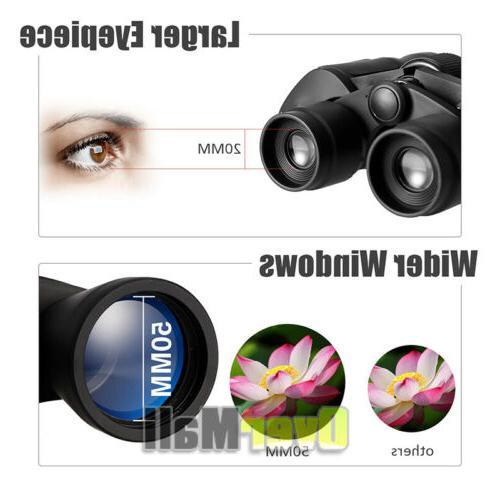 180x100 Zoom with Vision Binoculars